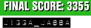 mini putt scores