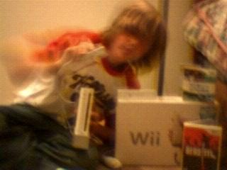 I got a Wii 11/18
