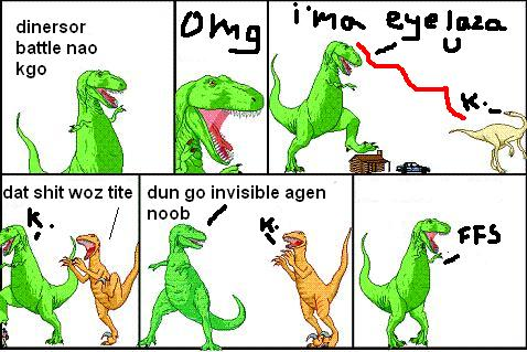 Dinosaur Comics Thread
