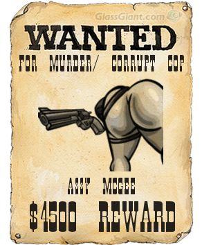 your own wanted poster.