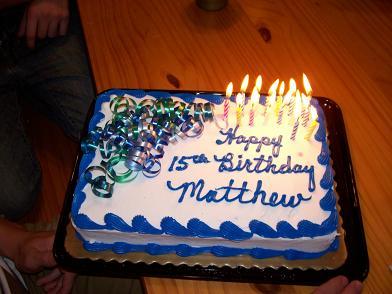 coop birthday cakes
