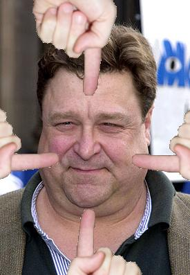 Photoshop Mah Boy John Goodman