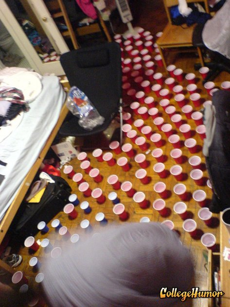 college prank ideas Two of the best pranks of all time, documented and great college pranks you can actually he has a really weird ability to turn strange ideas into reality.
