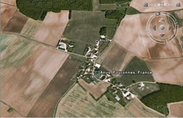Funny Google Earth Place Names