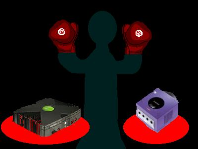 1Gamecube Vs Xbox