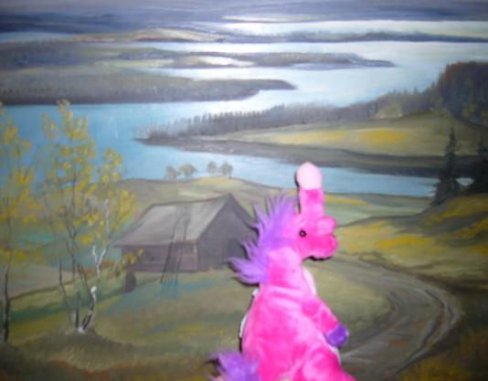 Penicorn Adventure!
