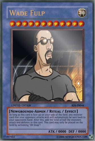 Make Your Own Yu-gi-oh