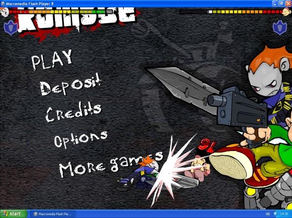NewGrounds Rumble How to play/unlock HenchMan. - YouTube