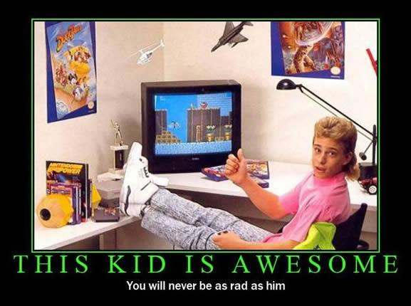 youll never be as rad as this guy
