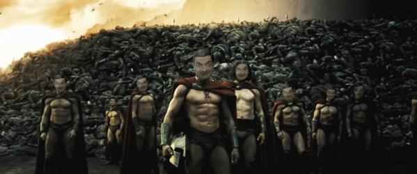 Photoshop Mr. Bean!