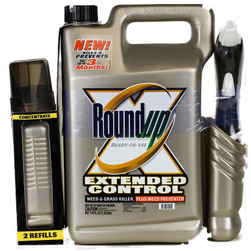 Herbicide Brands Luckily, I have Roundu...