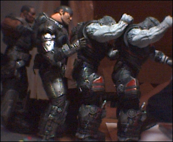 So i bought some GoW action figures