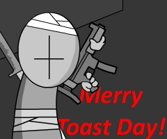 Merry Toast Day :3