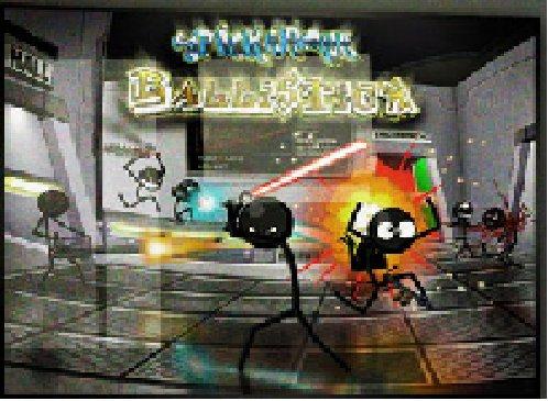 Stick Arena Ballistick 4