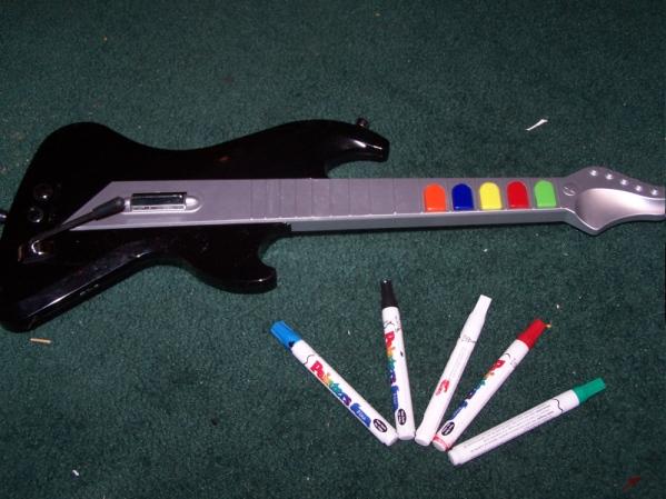 Autograph my GH guitar!