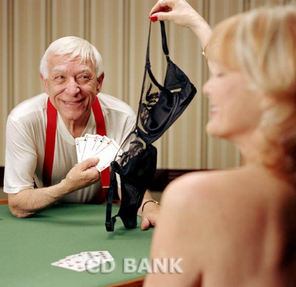 Bride strip poker cheats