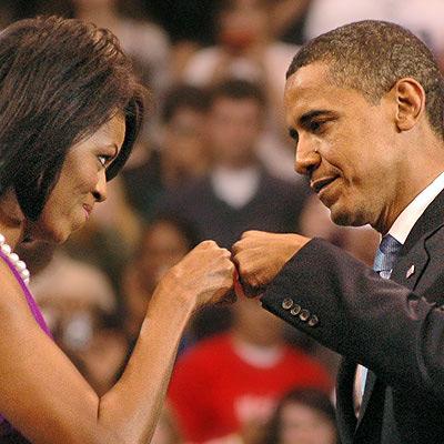 Fist Bump or Terrorist Fist Jab?