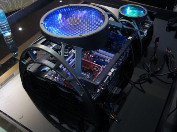 I'm building a computer case!