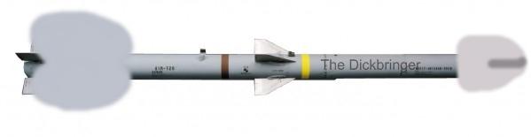 Photoshop Amraam Missile