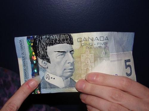 American Money...