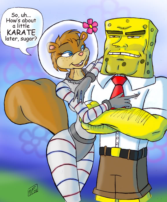 Response to Spongebob is getting married? 2009-10-15 10:36:14 Reply