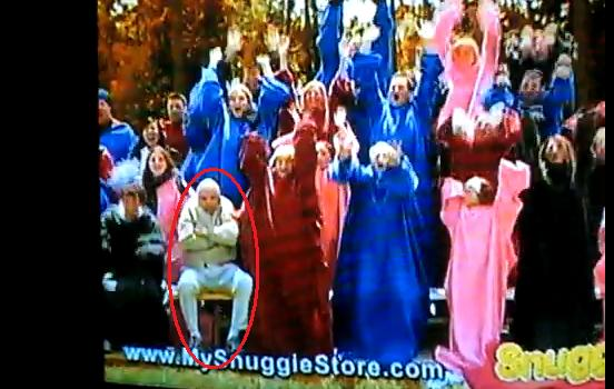 Snuggie Commercial...