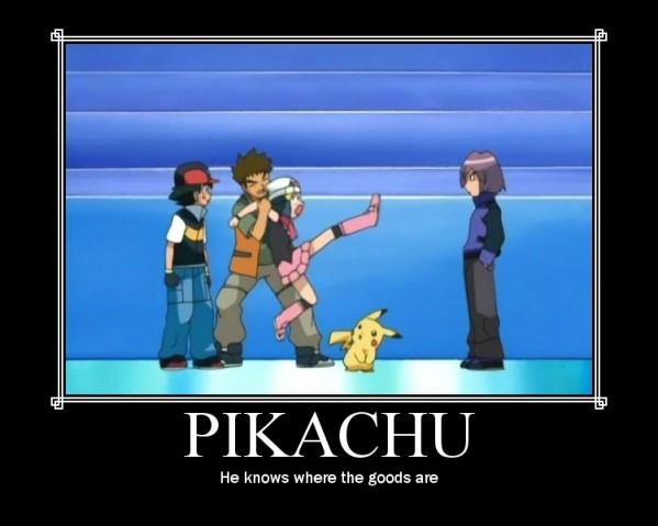 Pokemon - Pikachu's Love