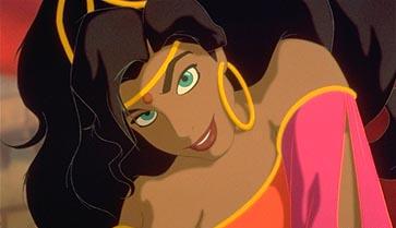 Hottest Disney female character...