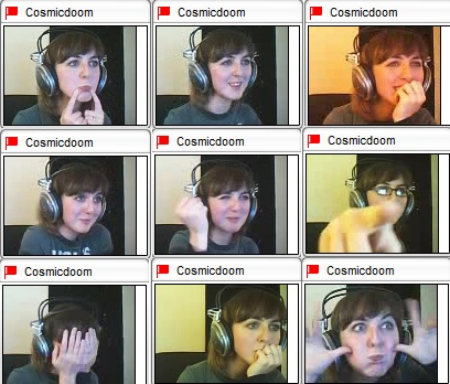 Stickam Newgrounds Chat.