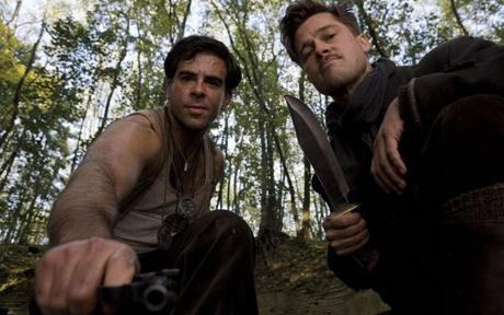 Basterds, fall in: the hunt begins