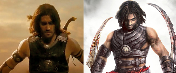 Prince Of Persia Movie + Disney?!