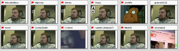 Newgrounds Stickam Chat