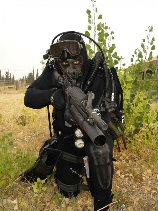 Military Hardcore 23