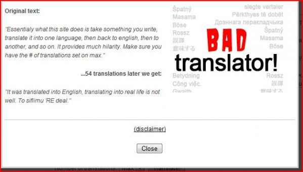 bad translator fun!
