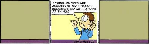 Garfield minus Garfield = boring