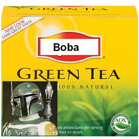 Who likes Boba Tea?