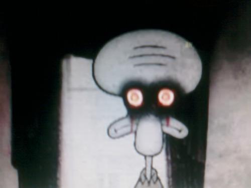 creepypasta squidward