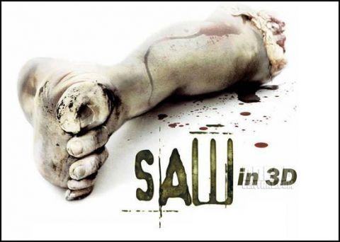 Saw 3d?