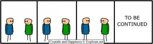 Rewrite Cyanide & Happiness