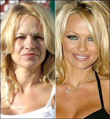 girls without makeup. If makeup was never invented.