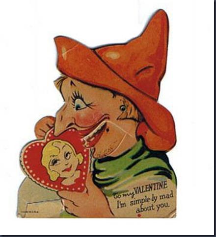 Valentines Cards – Creepy Valentine Cards