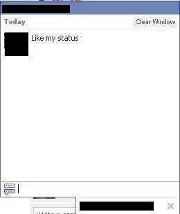 Facebook Ass Kissing