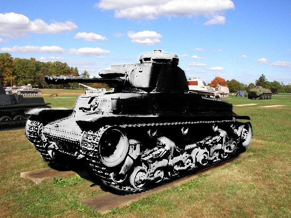The Ng Tank Real World Counterpart?