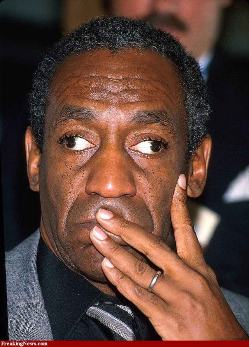 Bill Cosby made me eat pudding.