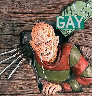 Gay overtones in NOE2