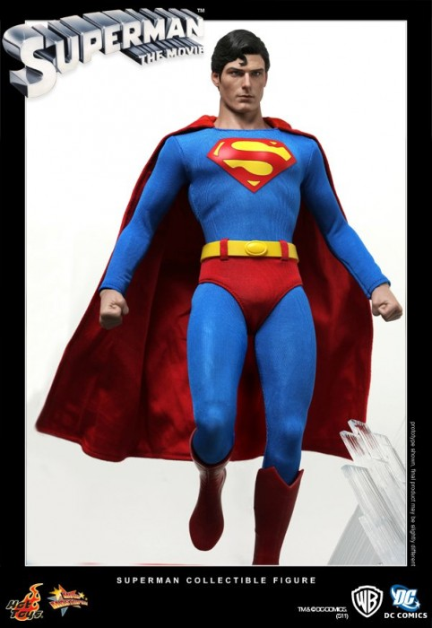 Cool figures... Christopher Reeve s