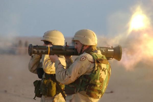 Biggest gun you've fired IRL?
