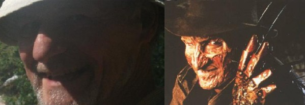 My Grandfather is Freddy Krueger