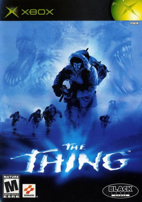 So new movie The Thing out tomorrow
