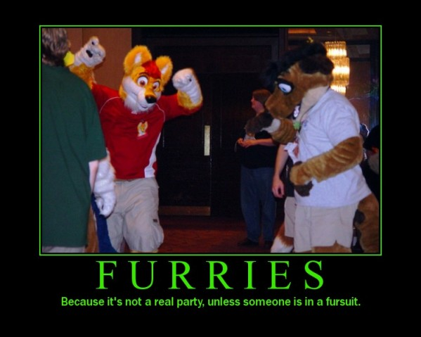 Being A Furry